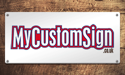 2c6e9524949f Custom Signs Online - Design and order your own sign in a few minutes